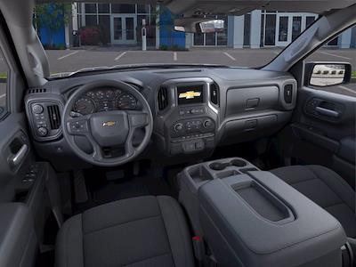 2021 Chevrolet Silverado 1500 Crew Cab 4x4, Pickup #M21655 - photo 12