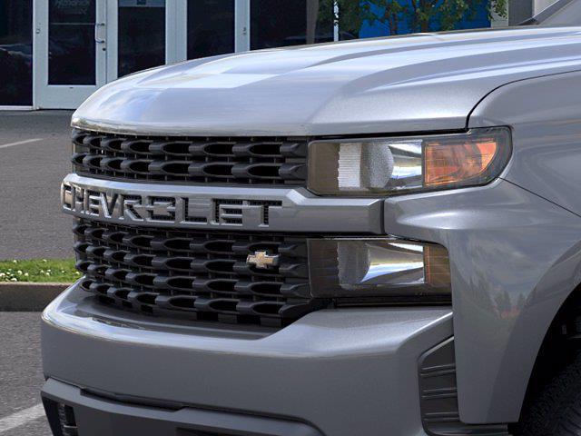 2021 Chevrolet Silverado 1500 Crew Cab 4x4, Pickup #M21656 - photo 11