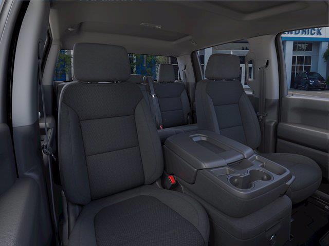 2021 Chevrolet Silverado 1500 Crew Cab 4x4, Pickup #M21656 - photo 13