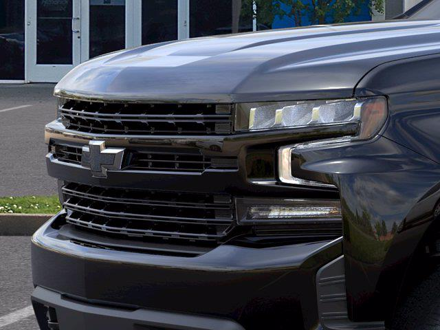 2021 Chevrolet Silverado 1500 Crew Cab 4x4, Pickup #M21657 - photo 11