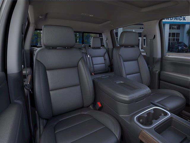 2021 Chevrolet Silverado 1500 Crew Cab 4x4, Pickup #M21657 - photo 13