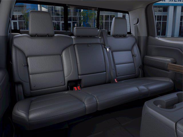 2021 Chevrolet Silverado 1500 Crew Cab 4x4, Pickup #M21657 - photo 14