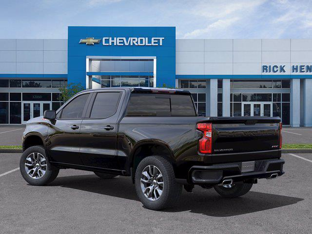 2021 Chevrolet Silverado 1500 Crew Cab 4x4, Pickup #M21657 - photo 4