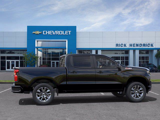 2021 Chevrolet Silverado 1500 Crew Cab 4x4, Pickup #M21657 - photo 5