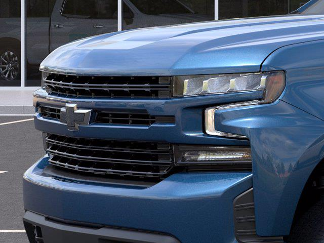 2021 Chevrolet Silverado 1500 Crew Cab 4x4, Pickup #M21658 - photo 11
