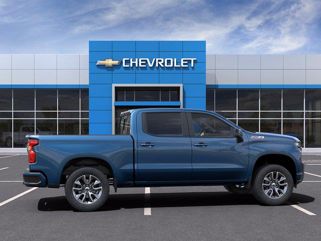 2021 Chevrolet Silverado 1500 Crew Cab 4x4, Pickup #M21658 - photo 5