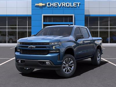 2021 Chevrolet Silverado 1500 Crew Cab 4x4, Pickup #M21658 - photo 6