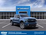 2021 Chevrolet Silverado 1500 Crew Cab 4x4, Pickup #M21658 - photo 1