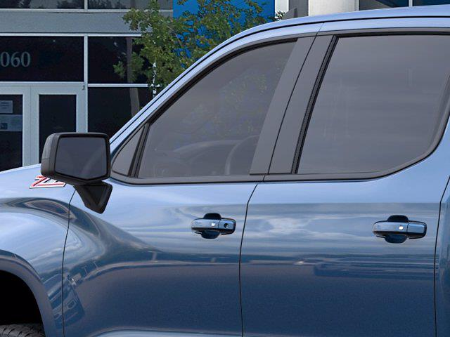 2021 Chevrolet Silverado 1500 Crew Cab 4x4, Pickup #M21672 - photo 10