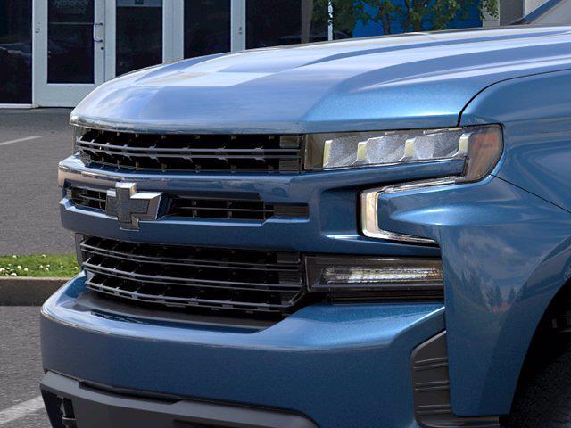 2021 Chevrolet Silverado 1500 Crew Cab 4x4, Pickup #M21672 - photo 11