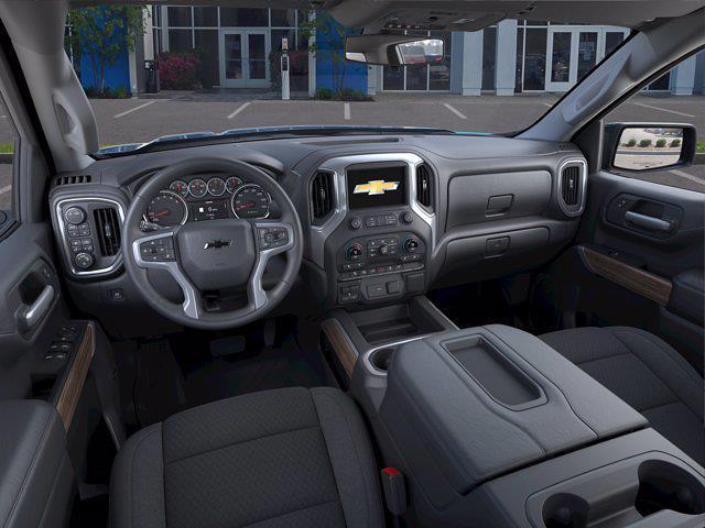 2021 Chevrolet Silverado 1500 Crew Cab 4x4, Pickup #M21672 - photo 12