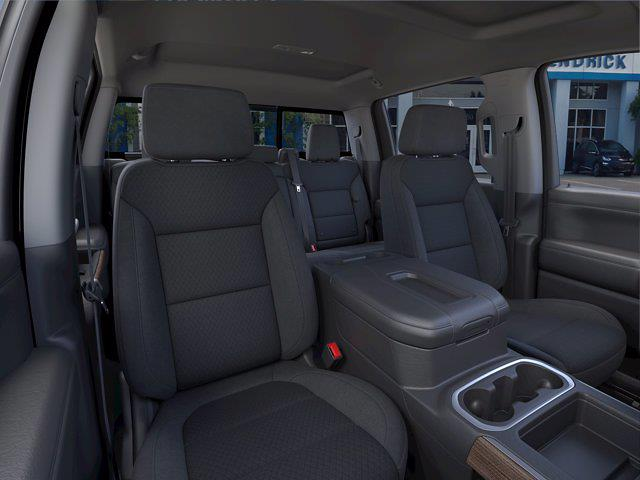 2021 Chevrolet Silverado 1500 Crew Cab 4x4, Pickup #M21672 - photo 13