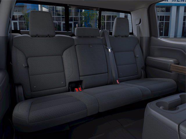 2021 Chevrolet Silverado 1500 Crew Cab 4x4, Pickup #M21672 - photo 14