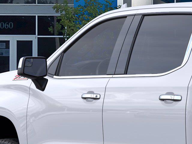 2021 Chevrolet Silverado 1500 Crew Cab 4x4, Pickup #M21673 - photo 10