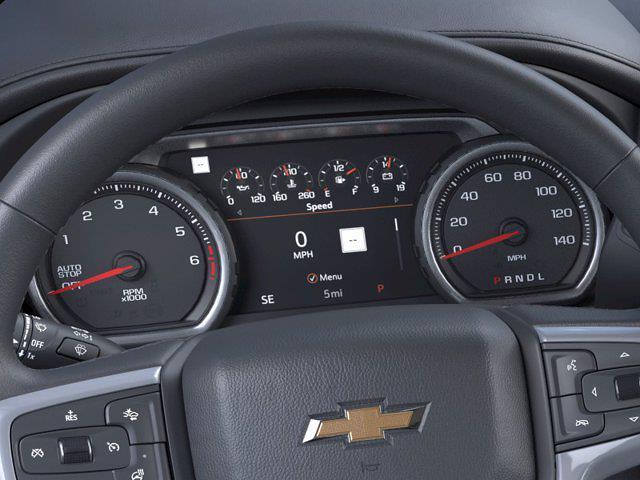 2021 Chevrolet Silverado 1500 Crew Cab 4x4, Pickup #M21673 - photo 15