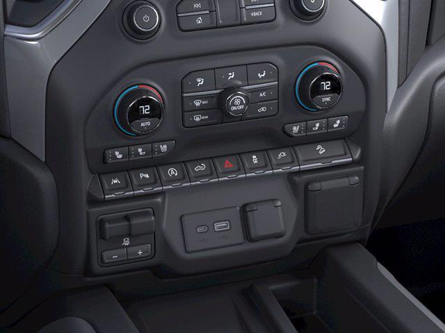2021 Chevrolet Silverado 1500 Crew Cab 4x4, Pickup #M21673 - photo 20