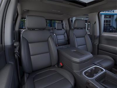 2021 Chevrolet Silverado 1500 Crew Cab 4x4, Pickup #M21673 - photo 13