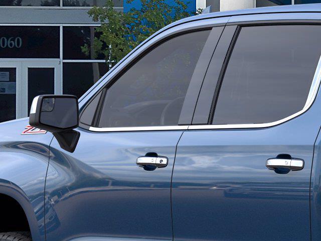 2021 Chevrolet Silverado 1500 Crew Cab 4x4, Pickup #M21674 - photo 10