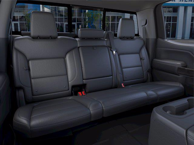 2021 Chevrolet Silverado 1500 Crew Cab 4x4, Pickup #M21674 - photo 14