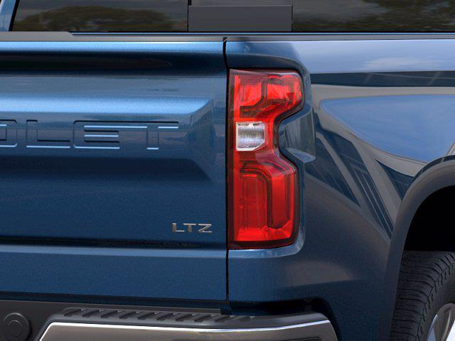 2021 Chevrolet Silverado 1500 Crew Cab 4x4, Pickup #M21674 - photo 9