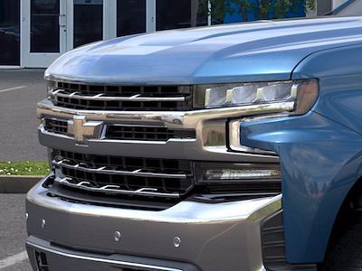 2021 Chevrolet Silverado 1500 Crew Cab 4x4, Pickup #M21674 - photo 11