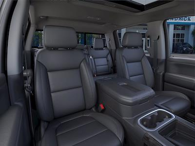 2021 Chevrolet Silverado 1500 Crew Cab 4x4, Pickup #M21674 - photo 13