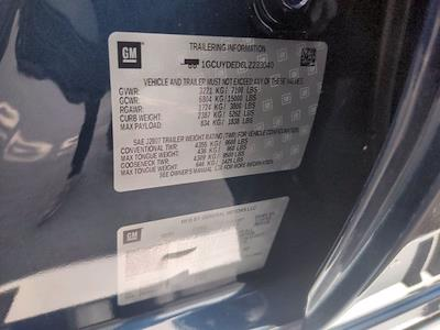 2020 Chevrolet Silverado 1500 Crew Cab 4x4, Pickup #M21675A - photo 46