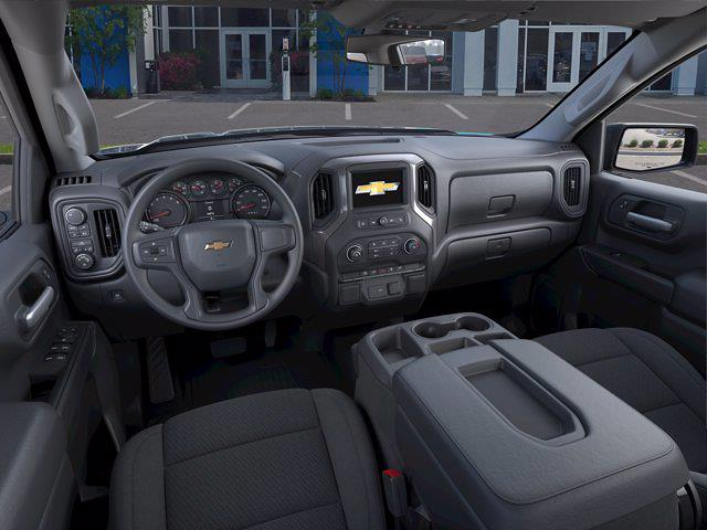 2021 Chevrolet Silverado 1500 Crew Cab 4x4, Pickup #M21703 - photo 15