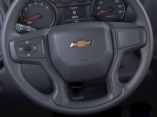 2021 Chevrolet Silverado 1500 Crew Cab 4x4, Pickup #M21703 - photo 19