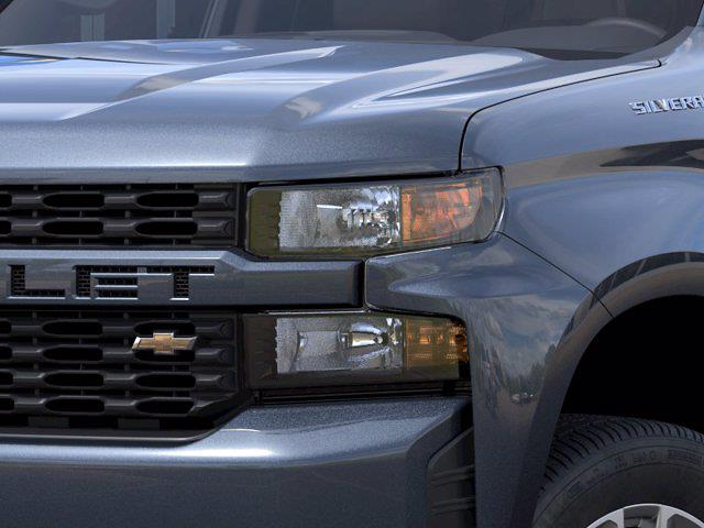 2021 Chevrolet Silverado 1500 Crew Cab 4x4, Pickup #M21703 - photo 11