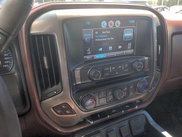 2015 Chevrolet Silverado 1500 Crew Cab 4x4, Pickup #M21711B - photo 23