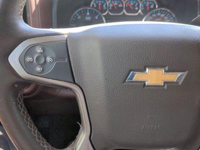 2015 Chevrolet Silverado 1500 Crew Cab 4x4, Pickup #M21711B - photo 19