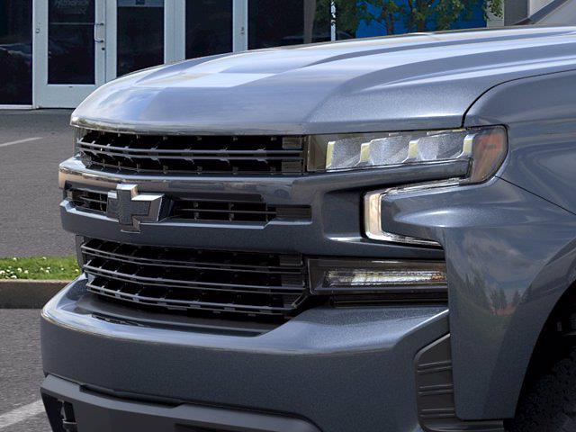 2021 Chevrolet Silverado 1500 Crew Cab 4x4, Pickup #M21715 - photo 11