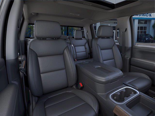 2021 Chevrolet Silverado 1500 Crew Cab 4x4, Pickup #M21715 - photo 13