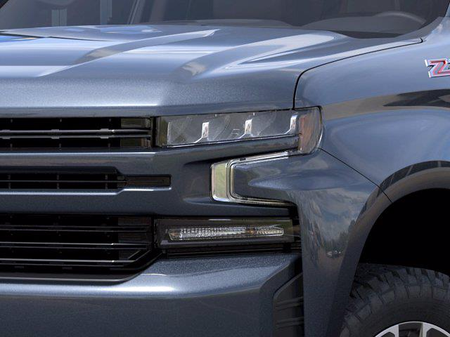 2021 Chevrolet Silverado 1500 Crew Cab 4x4, Pickup #M21715 - photo 8