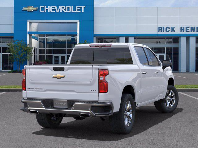 2021 Chevrolet Silverado 1500 Crew Cab 4x4, Pickup #M21716 - photo 2