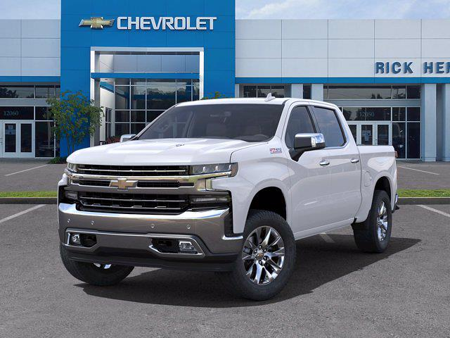 2021 Chevrolet Silverado 1500 Crew Cab 4x4, Pickup #M21716 - photo 6