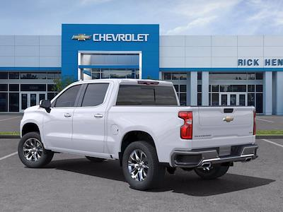 2021 Chevrolet Silverado 1500 Crew Cab 4x4, Pickup #M21716 - photo 4