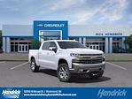 2021 Chevrolet Silverado 1500 Crew Cab 4x4, Pickup #M21716 - photo 1