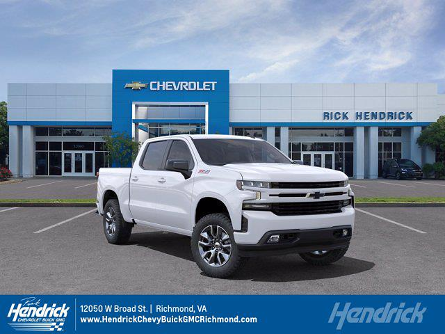 2021 Chevrolet Silverado 1500 Crew Cab 4x4, Pickup #M21726 - photo 1