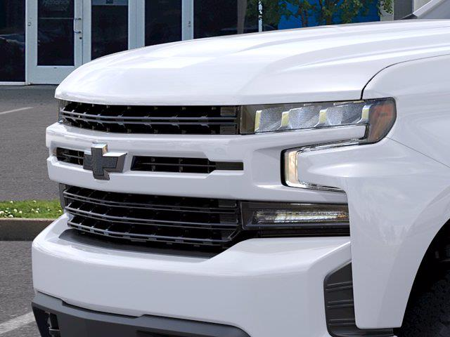 2021 Chevrolet Silverado 1500 Crew Cab 4x4, Pickup #M21726 - photo 11