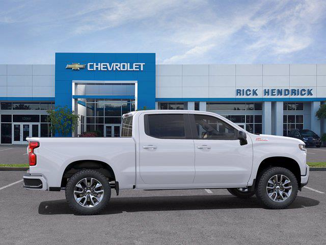 2021 Chevrolet Silverado 1500 Crew Cab 4x4, Pickup #M21726 - photo 5