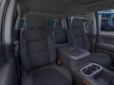 2021 Chevrolet Silverado 1500 Crew Cab 4x4, Pickup #M21726 - photo 13