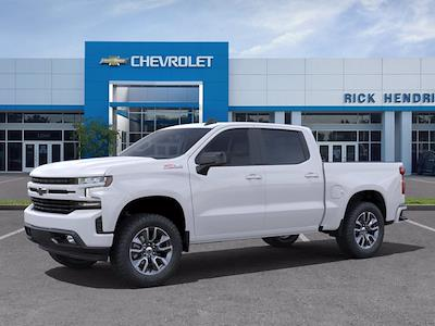 2021 Chevrolet Silverado 1500 Crew Cab 4x4, Pickup #M21726 - photo 3