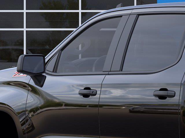 2021 Chevrolet Silverado 1500 Crew Cab 4x4, Pickup #M21738 - photo 12