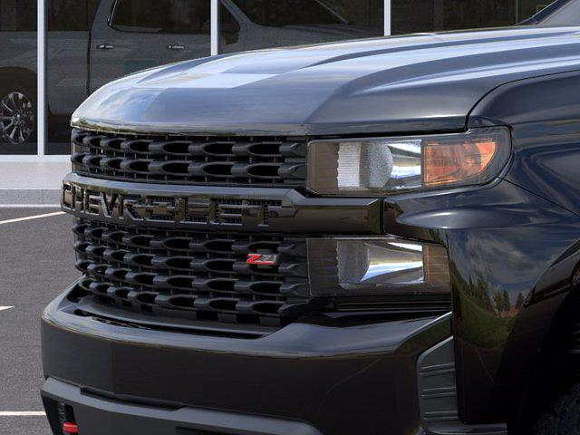2021 Chevrolet Silverado 1500 Crew Cab 4x4, Pickup #M21738 - photo 13