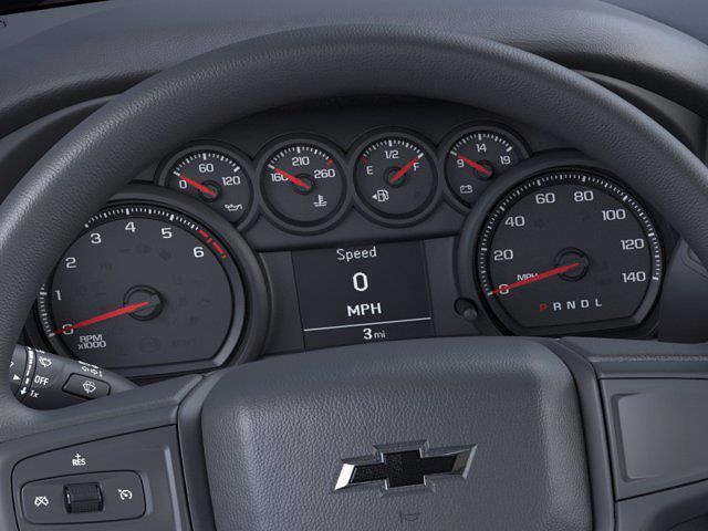 2021 Chevrolet Silverado 1500 Crew Cab 4x4, Pickup #M21738 - photo 17