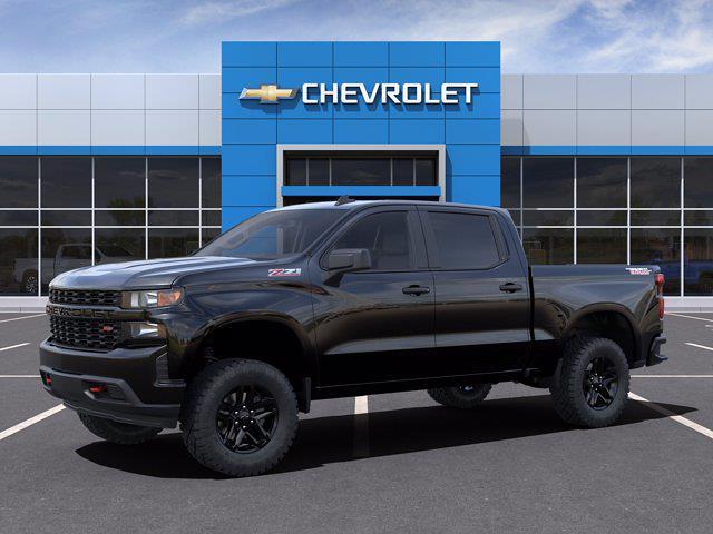 2021 Chevrolet Silverado 1500 Crew Cab 4x4, Pickup #M21738 - photo 4