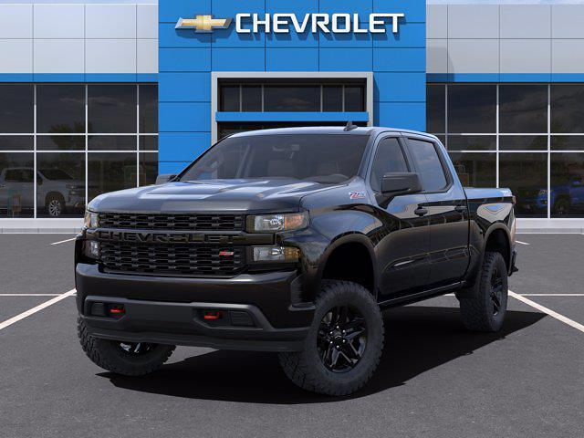 2021 Chevrolet Silverado 1500 Crew Cab 4x4, Pickup #M21738 - photo 8