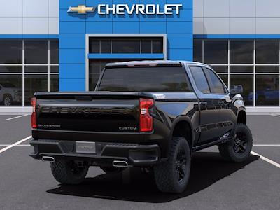 2021 Chevrolet Silverado 1500 Crew Cab 4x4, Pickup #M21738 - photo 2